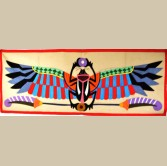 Egyptian Cotton Wall Hanging