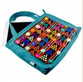 IPad & Tablet embroidered Cotton Bag